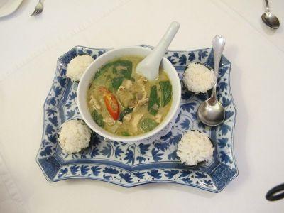 Royal curry u Than Yingu