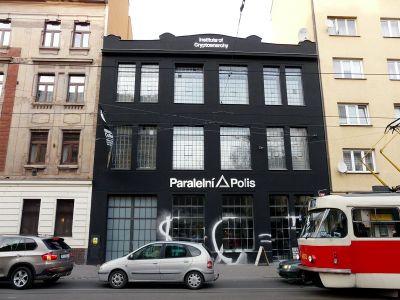 Zgrada u kojoj se nalazi Paralelni Polis