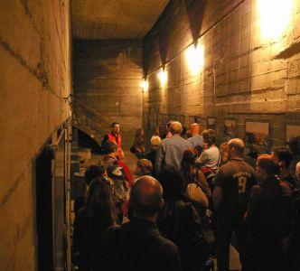 Podzemlje se obilazi u skupinama od 20-ak ljudi