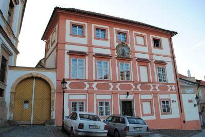 Kuća u kojoj Mucha živio i priređivao partyje