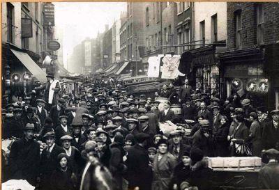 Brick Lane 1932 godine