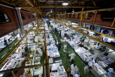 Billingsgate Market najveća je riblja tržnica Londona