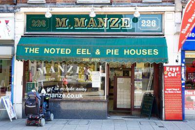 M. Manze je među posljednjim mjestima gdje se pripremaju jegulje