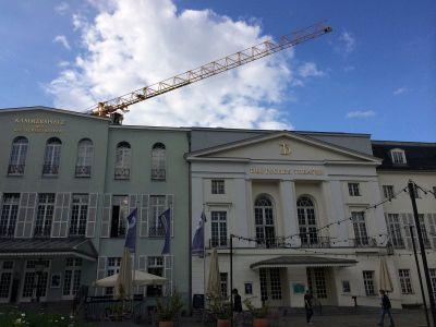 Deutsches Teater za strance tek od 5. reda