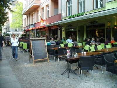 Šarmantni kafići na Savignyplatzu