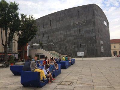 Mumok: muzej suvremene umjetnosti
