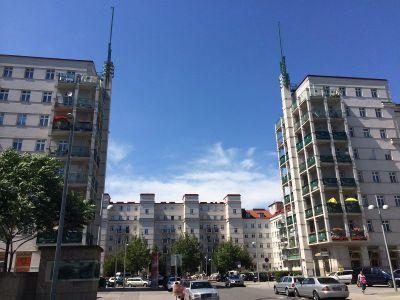 Socijalni stanovi u naselju Friedricha Engelsa