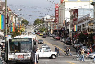 Castro je najpoznatija gay četvrt u gradu