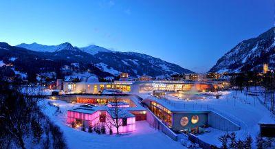 Alpentherme Gastein u Bad Hofgasteinu