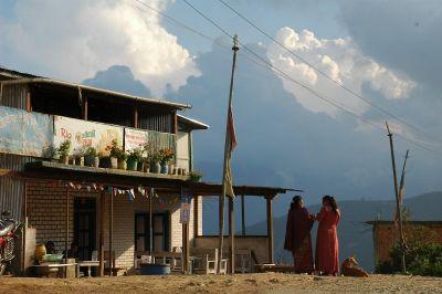 Idila i ljepota Nepala na putu izvan Kathmandua