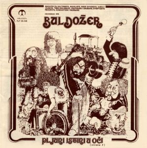 """Kultni album """"Pljuni istini u oči"""" iz 1975."""