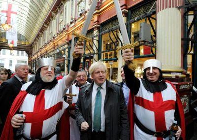 Londonski gradonačelnik Johnston pobornik je Brexita