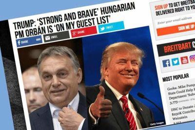 Zbog neugodne afere čak je i nekadašnji prijatelj Trump odustao od sastanka s Orbanom