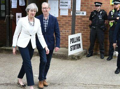 "Theresa May na udaru je ""leavera"""